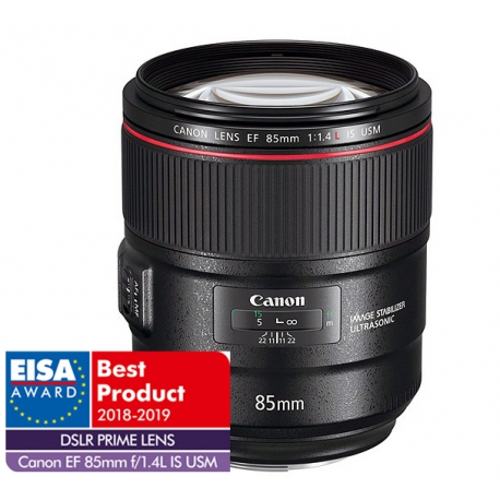 Canon EF 85mm/1.4 L IS USM