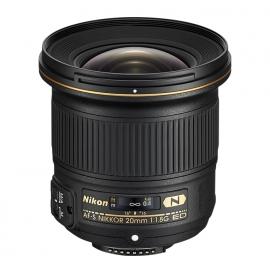 AF-S NIKKOR 20mm f/1.8G ED objektiivi