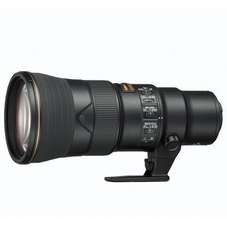 Nikon AF-S 500mm f/5.6E PF ED VR -objektiivi