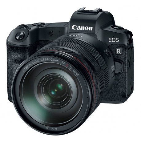Canon EOS R + 24-105mm f/4L IS USM KIT