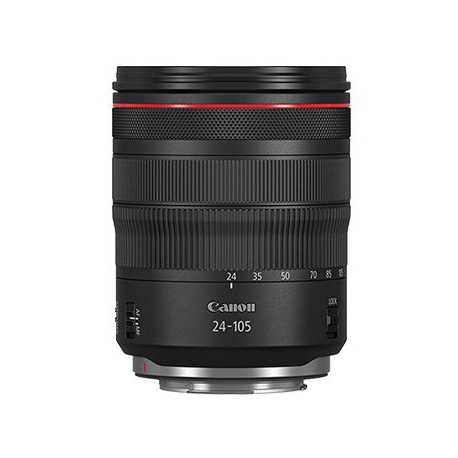Canon RF 24-105mm f/4L IS USM zoom objektiivi