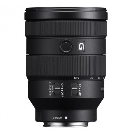 Sony FE 24-105 mm F4 G OSS lens