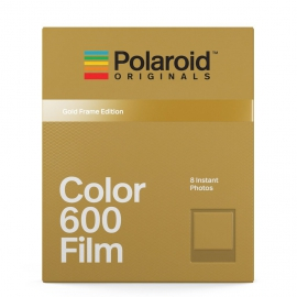 Polaroid Originals Color 600 - Gold Frame Edition