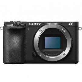 Sony A6500 peilitön järjestelmäkamera