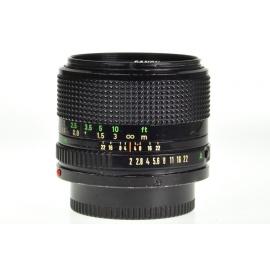 Canon FDn 35mm f/2