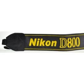 Nikon D800 strap