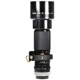 Canon FD 400mm f/4.5 S.S.C.