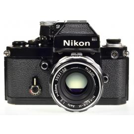 Nikon F2 Photomic + Nikkor-H 50mm f/2