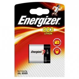 Energizer 223 lithium paristo