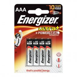 Energizer AAA/LR03 Alkaline battery 4 kpl