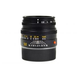 Leica 50mm f/2 Summicron-M v5 6-bit
