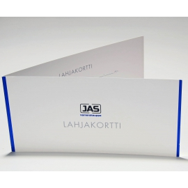 Lahjakortti JAS Kamerakauppaan 100,- €
