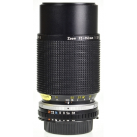 Nikon Series E 75-150mm f/3.5 Zoom