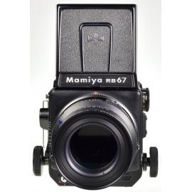 Mamiya RZ67 Professional + Sekor Z 180mm f/4.5