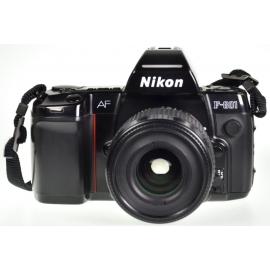 Nikon F-801 + AF 35-80mm f/4-5.6D