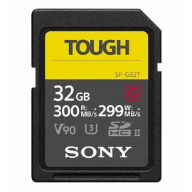 SONY Pro Tough SD 32GB -memory card