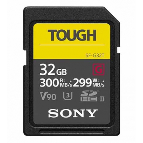SONY Pro Tough SD 32GB -muistikortti