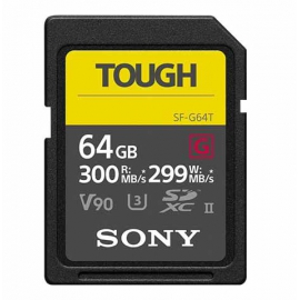 SONY Pro Tough SD 64GB -memory card