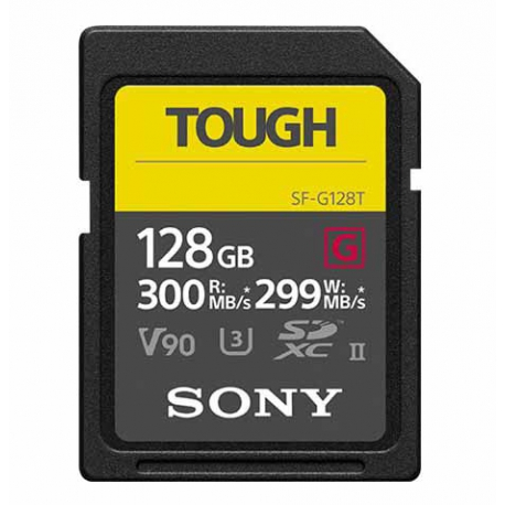SONY Pro Tough SD 128GB -muistikortti