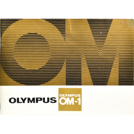 Olympus OM-2 Instructions (fin)