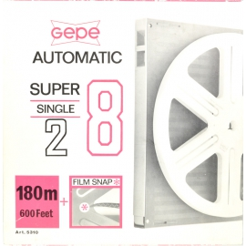 Gepe 8mm film reel
