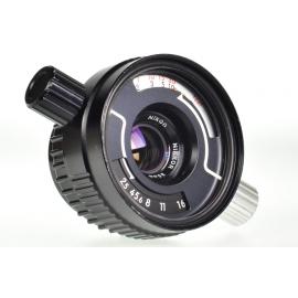 Nikon Nikkor 35mm f/2.5 Nikonos
