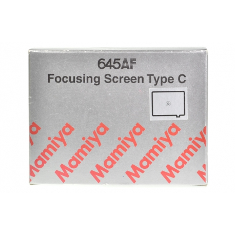 Mamiya 645AF Focusing Screen Type C