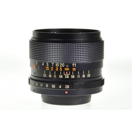 Popular Auto 28mm f/2.8 - M42