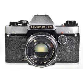 Kiev-19 + Helios-81N 50mm f/2
