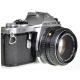 Pentax ME + SMC Pentax-M 50mm f/2