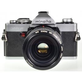 Minolta XG-9 + MD Zoom 35-70mm f/3.5