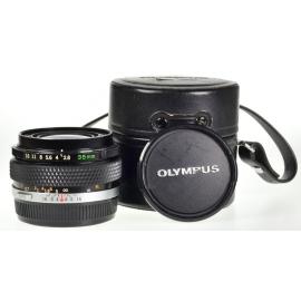 Olympus OM-System G.Zuiko Auto-W 35mm f/2.8