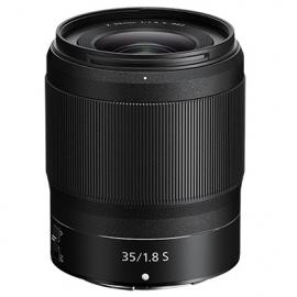 Nikon Z-Nikkor 35mm f/1.8 S objektiivi