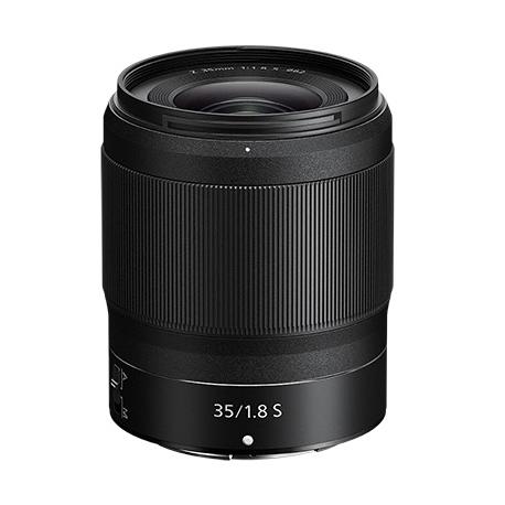 Nikon Z-Nikkor 35mm f/1.8 S lens
