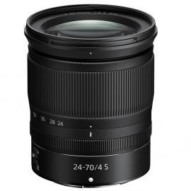 Nikon Z-Nikkor 24-70mm f/4 lens