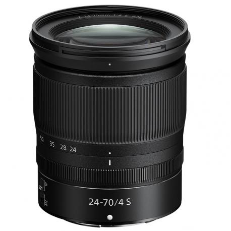Nikon Z-Nikkor 24-70mm f/4 objektiivi