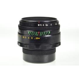 MMZ Helios 44-2 58mm f/2 - M42