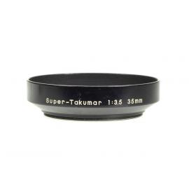 Pentax Super-Takumar 35mm f/3.5 vastavalosuoja