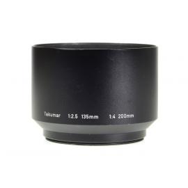 Pentax 135mm f/2.5 & 200mm f/4 vastavalosuoja