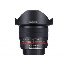 Samyang 8mm f/3.5 UMC Fish-eye CS II - Nikon