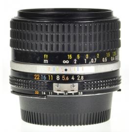Nikon Nikkor 28mm f/2.8 Ai-s
