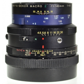 Mamiya-Sekor Macro Z 140mm f/4.5
