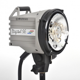 Elinchrom Digital SE flash head