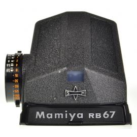 Mamiya RB67 CdS Prism Finder