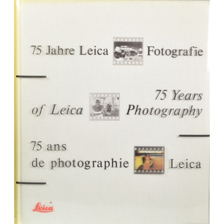75 Years of Leica Photography, 1914-1989