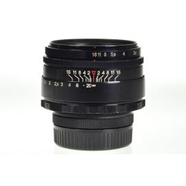 KMZ Helios 44-2 58mm f/2 - M42