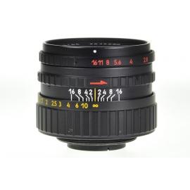 MMZ Helios 44-3 58mm f/2 MC - M42
