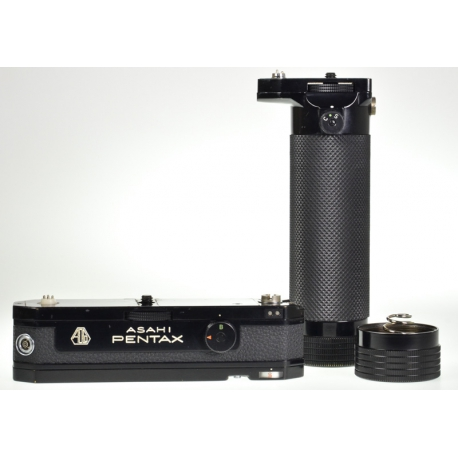 Pentax Spotmatic Motor Drive II + Battery Grip II