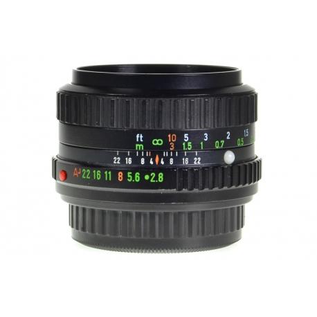 Pentax Takumar-A 28mm f/2.8 - Pentax K