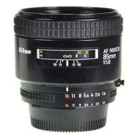 Nikkor AF 85mm f/1.8